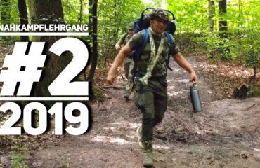 Nahkampf-Lehrgang 2-2019