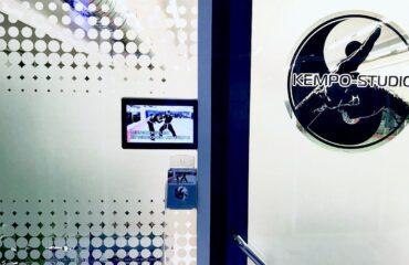 Das neue Info-Display vom KEMPO-STUDIO