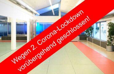 Wegen 2. Lockdown vorübergehend geschlossen!